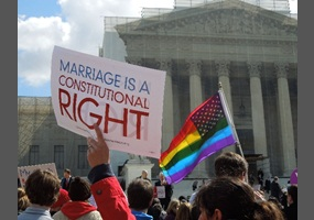 What is the governemetn view on same sex marriages