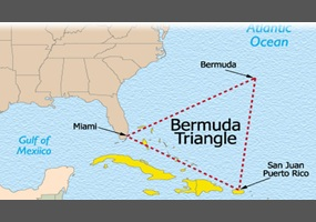 The Bermuda Triangle - Mystical Blaze