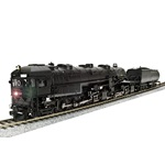 12-2189 SP Cab Forward 4-8-8-2, AC4/AC5 Unlettered and Unnumbered, Black boiler, w/ Paragon2 Sound/DC/DCC, HO