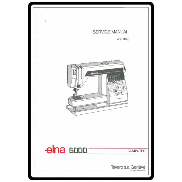 Elna Super Sewing Machine Manual