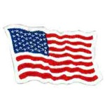 Hockey West American Flag Stahl S Accessory