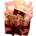 Bath and Body Gift Baskets
