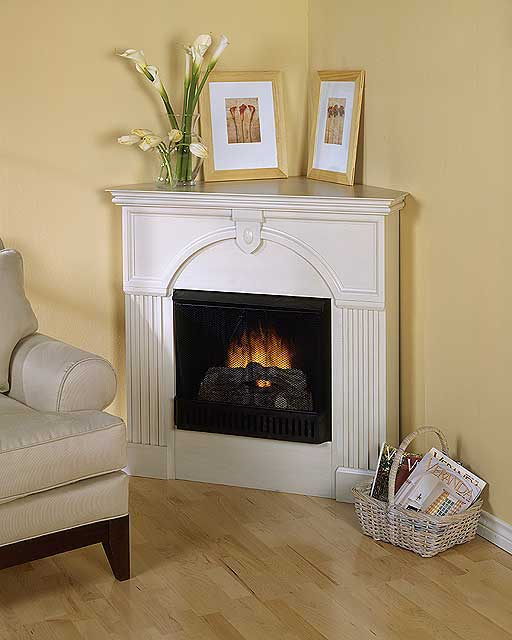 decorating a corner fireplace home decorating ideas