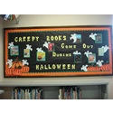 Halloween Bulletin Boards