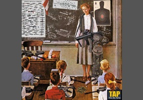 reason why teachers should carry guns in schools Teachers should not carry guns essay  because teachers only purpose is to educate, schools  reason that teachers should carry concealed weapons since.