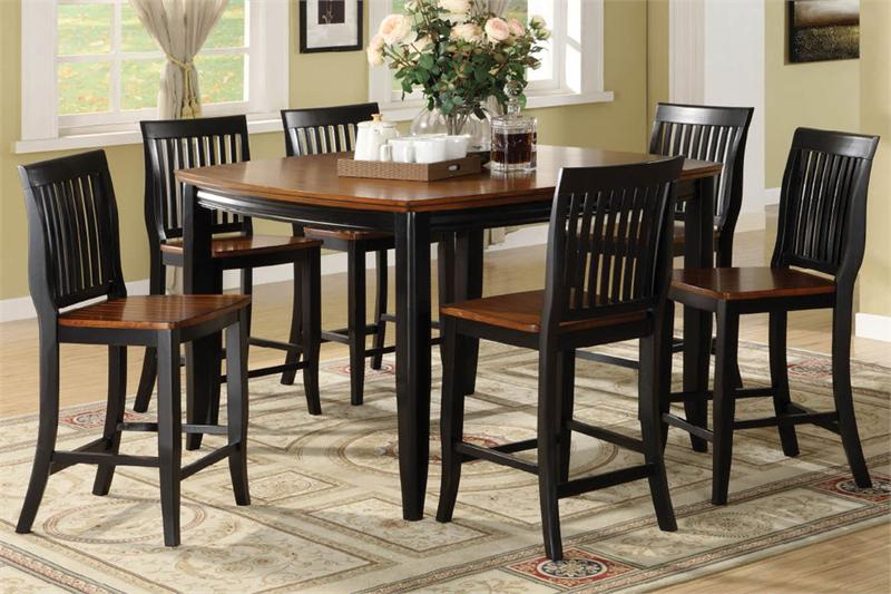 Brilliant Oak Counter Height Table and Chairs 800 x 533 · 76 kB · jpeg