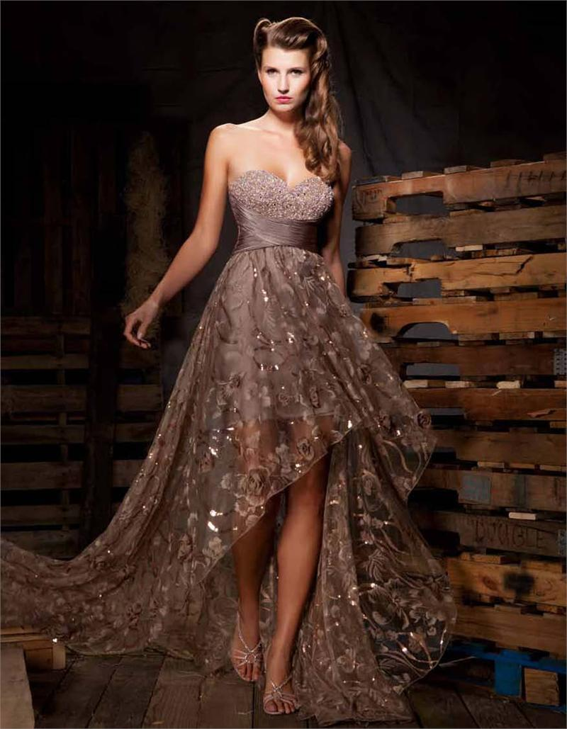 couture evening dress - Dress Yp