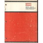 Case 680B Backhoe Loader Parts