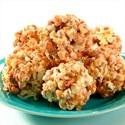 Gourmet Popcorn Balls
