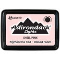 Ranger Communications Ranger Adirondack Lights Pigment Inkpads, Shell Pink (PLP24033)