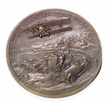 Compagnie Franco Roumaine de Navigation Aerienne bronze medal