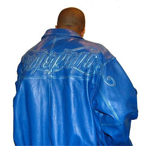 Jackets Home :: 2015 Men Varsity Jacket :: Dark Blue Bechance Letter B