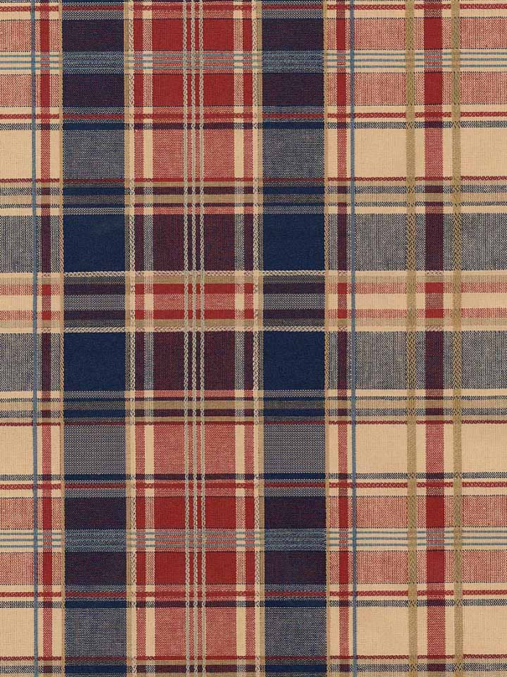 The Gallery For Red Plaid Wallpaper