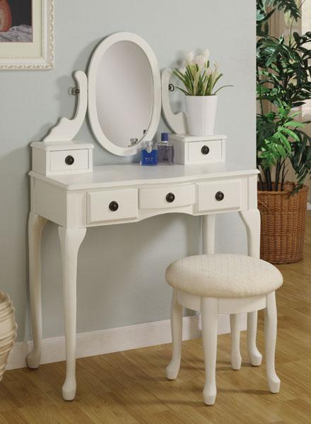 mausmarperhy white makeup vanity. Black Bedroom Furniture Sets. Home Design Ideas