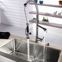 Kitchen Faucets With Pull Down Spout