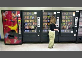 Vending Machines for Homeless With Supplies From Socks to Fresh Fruit Planned for U.S. in 2018
