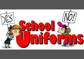 why should students wear school uniforms