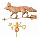Fox Weathervanes