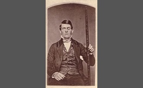 phineas gage unlucky or lucky I picked up john fleischman's phineas gage for two reasons: first, i knew a little about his case and wanted to know more, and secondly, i was looking for an attention-getting non-fiction piece to share with my students in literature circle fleischman shares the details of gage's lucky/unlucky accident and the life he lived in.
