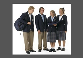 university students should wear uniforms Public school uniforms have become the latest rage in education circles   showing that 70 percent believe requiring students to wear uniforms.