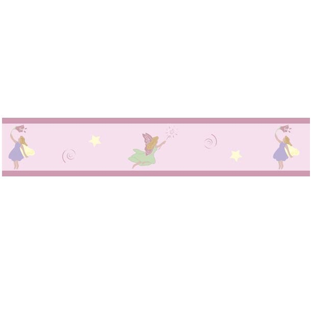 wallpaper borders for nursery. Fairy Tale Wallpaper Border