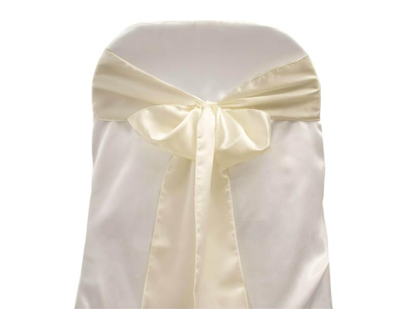 Measure 6 wide x 106 long Uses chair cover wedding parties