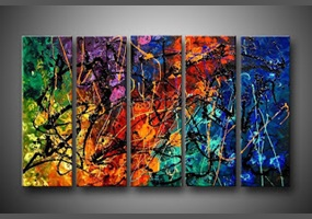 Any good arguments on abstract art?