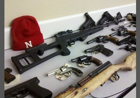 essay teachers and weapons in school If you suspect that someone is bringing a weapon to school or threatening someone else's life, it requires immediate attention this article offers some.