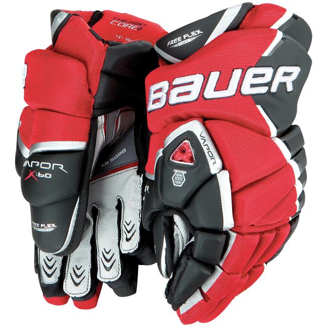 Nike Hockey Gloves: BAUER GLOVES NIKE VAPOR X