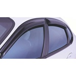 Lincoln MKX Window Vent Visors • 2007 - 2008 - 2009 - 2010 - 2011