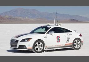 Audi Driverless Car Hits Miles Per Hour Would You Trust - Audi driverless car