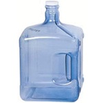"3 Gallon ""Stacker"" Square Water Bottle"