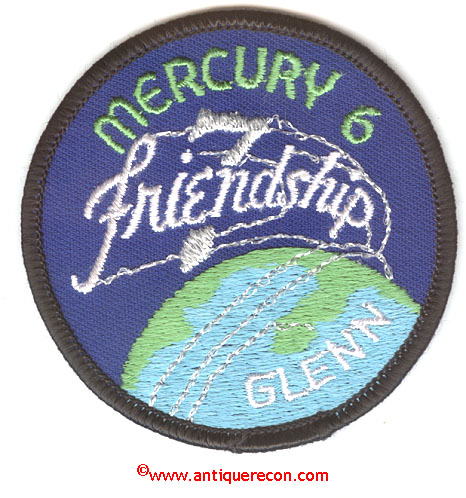 NASA Mercury Patches - Pics about space