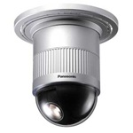 Closed-Circuit Pan/tilt/Zoom Dome Color Security Camera