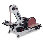 "Delta's 1""x42"" Belt Sander/ 8"" Disc Sander Combination"