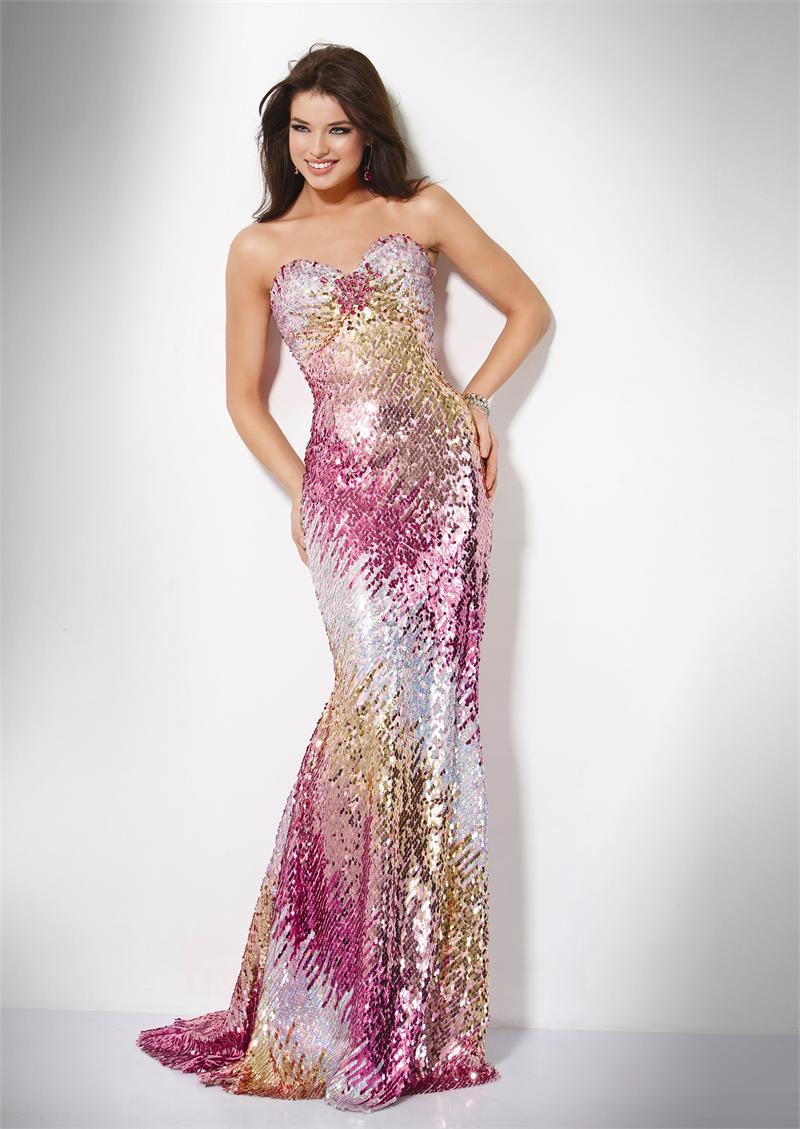 Jovani Prom Dresses 2011 - strapless dresses
