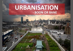 urbanization a boon or bane India's population is a boon or bane - let's discuss this topic of group discussion.