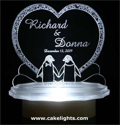 Acrylic Wedding Cake Toppers on Snowflakes Cake Top   Wedding Cake Toppers   Monstermarketplace Com