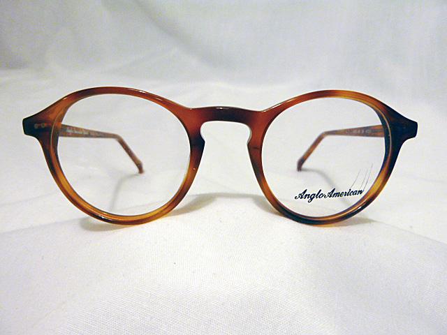 Anglo American Eyeglass Frames