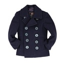 Navy Surplus Pea Coats
